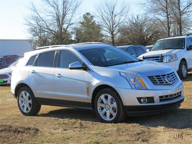 Used Cadillac SRX Performance Collection
